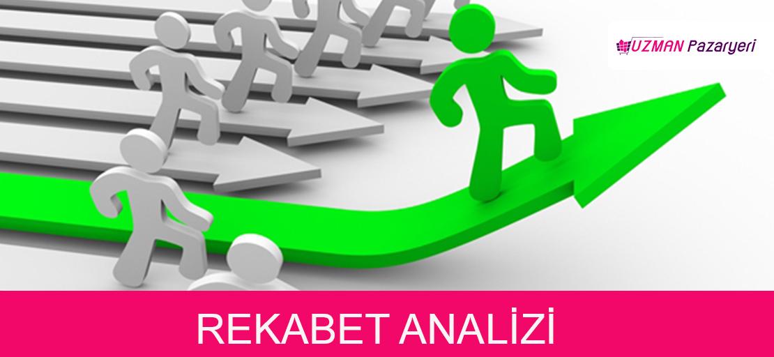 Pazaryeri Rekabet Analiz Sistemi